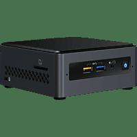 INTEL BOXED NUC KIT JUNE CANYON PENTIUM J5005 L6, Mini PC, Pentium® Prozessor, 0 GB RAM, 0 GB, Intel® UHD-Grafik 600, Gun Metal