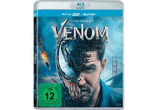 Venom 3D Blu-ray (+2D)