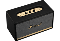 MARSHALL Stanmore II Voice Alexa - Lautsprecher (App-steuerbar, Bluetooth, Schwarz)