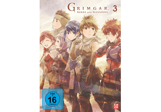 Grimgar - Ashes and Illusions - Vol. 3 DVD