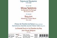 Choeur de Chambre de Namur, Ensemble Vocal De L'ocean Indien, La Grande Ecurie Et La Chambre Du Roy - Missa Solemnis/Requiem [CD]