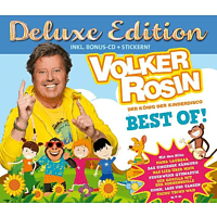 Volker Rosin - Best Of Volker Rosin (Deluxe Edition) - (CD)