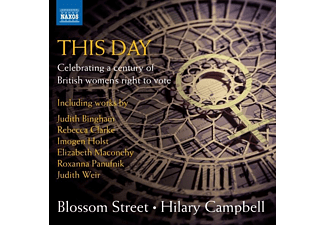 Hilary/blossom Street Campbell - This Day - (CD)