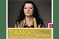 Susanna Moncayo, Diego Vila - TANGO [CD]