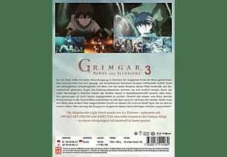 Grimgar - Ashes and Illusions - Vol. 3 Blu-ray