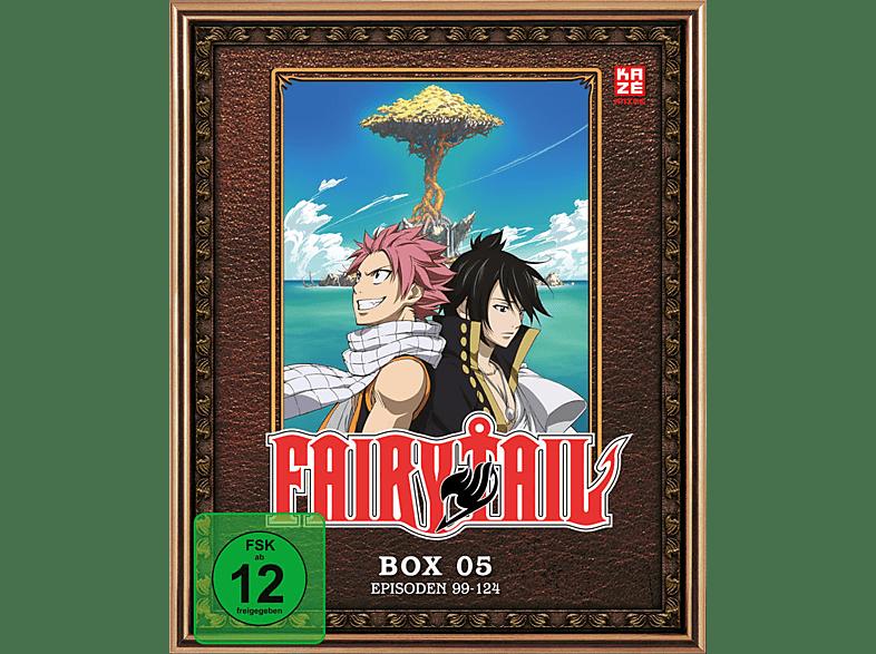 Fairy Tail – Box 5 [Blu-ray]