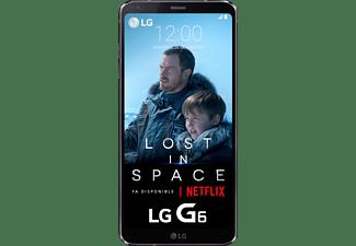 """Móvil - LG G6, Pantalla 5.7"""" QHD+, 4 GB RAM, Memoria de 32 GB, Negro Astral"""