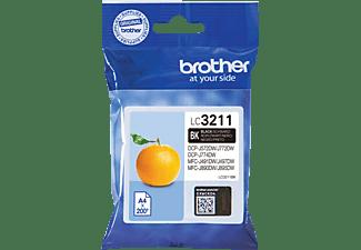 BROTHER LC-3211BK Schwarz