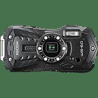 RICOH WG-60 Kit Digitalkamera Schwarz, 16 Megapixel, 5-fach opt. Zoom, TFT Farb-LCD