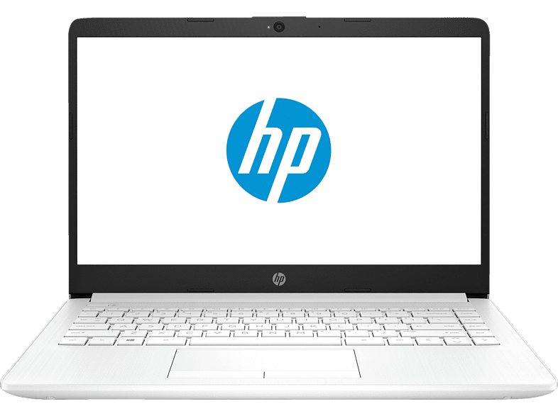 HP 14-ma0351ng, Notebook mit 14 Zoll Display, Core™ i7 Prozessor, 16 GB RAM, 1 TB HDD, 256 GB SSD, Radeon™ 530, Weiß