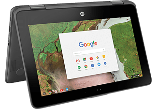 "HP Chromebook x360 11-ae003no - 11.6"" 2-i-1-Dator (Inkl. 100 GB Google Drive)"