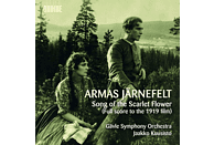 Jaakko Gävle Symphony Orchestra/kuusisto - Song of the Scarlet Flower [CD]