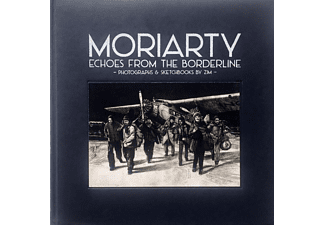 Moriarty - Echoes From The Bordeline-(Photobook+2xCD) - (CD + Buch)