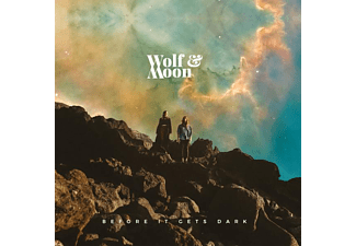 Wolf & Moon - Before It Gets Dark - (CD)