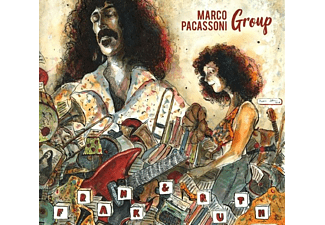 Marco Pacassoni Group - Frank & Ruth-A Vibes And Mar - (Vinyl)
