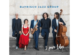 Bayrisch Jazz Group - 's pure Lebn - (CD)