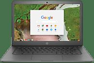 HP - B2B Chromebook 14 G5, Chromebook mit 14 Zoll Display, Celeron® Prozessor, 8 GB RAM, 32 GB eMMC, Intel® HD-Grafik 500, Schwarz