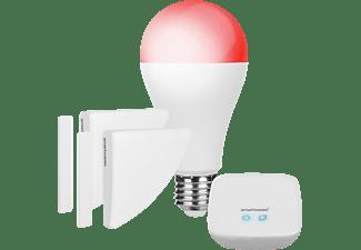 SMARTWARES SH8-99401 Alarm Sicherheits Set, HomeWizard, Weiß