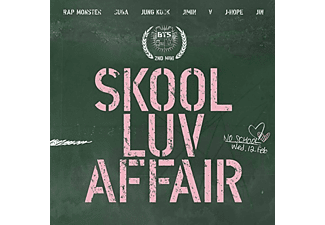 BTS - Skool Luv Affair (CD)