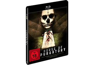 House Of Purgatory Blu-ray