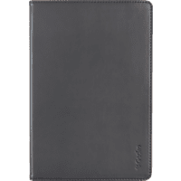 GECKO Easy-click Tablethülle, Bookcover, 10.1 Zoll, Schwarz