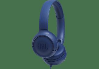 JBL Tune 500, On-ear Kopfhörer Blau