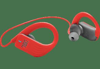 JBL Endurance Sprint, In-ear Kopfhörer Bluetooth Rot