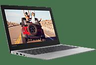LENOVO IdeaPad S130, Notebook mit 11.6 Zoll Display, Celeron® Prozessor, 4 GB RAM, 64 GB eMMC, Intel® UHD-Grafik 600, Mineral Grey