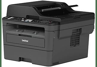 BROTHER Multifunktionsdrucker MFC-L2710DW, S/W-Laser, schwarz (MFCL2710DWG2)