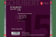 Artea Quartet - Streichquartett 15 D.887 [CD]