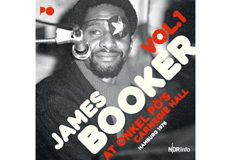 James Booker - At Onkel Pö's Carnegie Hall/Hamburg '76 - (CD)