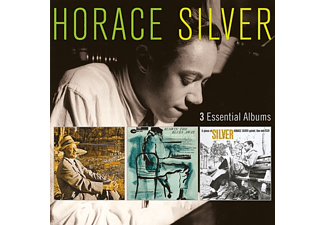 Horace Silver - 3 ESSENTIAL ALBUMS - (CD)