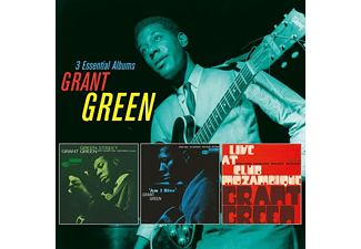 Grant Green - 3 ESSENTIAL ALBUMS - (CD)