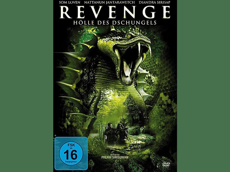 Revenge-Hölle Des Dschungels [DVD]