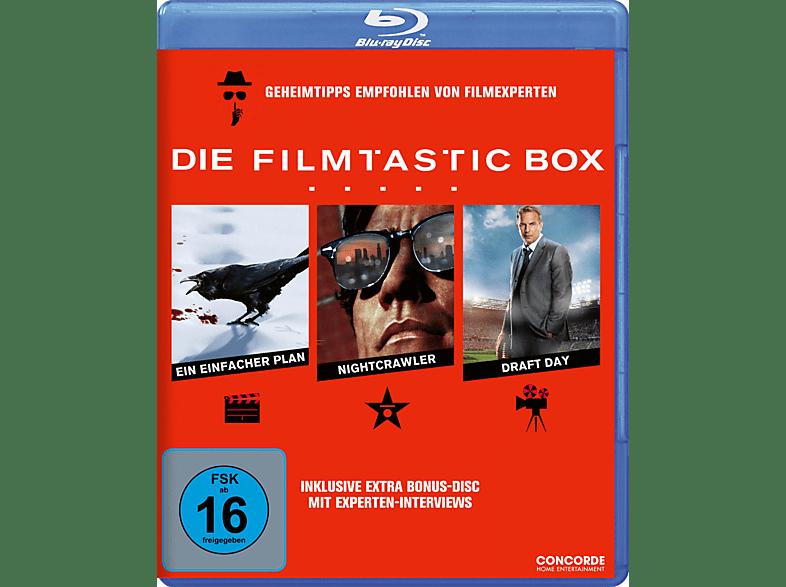 Die Filmtastic-Box: Ein einfacher Plan/Nightcraw [Blu-ray]