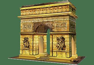 RAVENSBURGER Triumphbogen bei Nacht 3D Puzzle Mehrfarbig