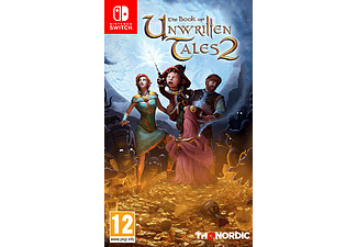 The Book Of Unwritten Tales 2 FR/UK Switch