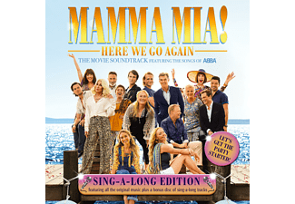VARIOUS - Mamma Mia! Here We Go Again (Singalong Version) - (CD)