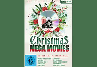 CHRISTMAS MEGA MOVIES - BOX (10 FILME) DVD