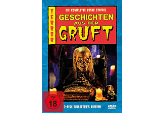 TALES FROM THE CRYPT 2.STAFFEL - (DVD)
