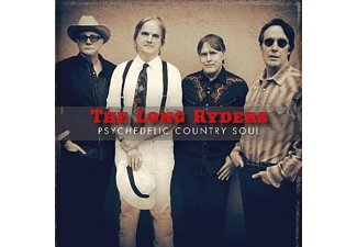 The Long Ryders - Psychedelic Country Soul (2LP) - (Vinyl)