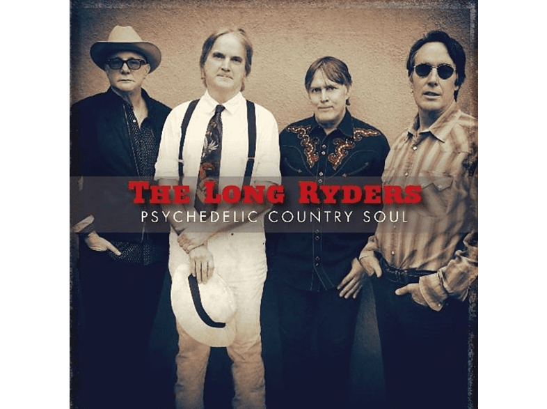 The Long Ryders - Psychedelic Country Soul (2LP) [Vinyl]