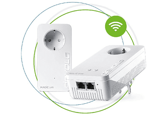 Repetidor Wi-Fi - Devolo Magic 2 WiFi, 2400 Mdps, Cobertura 500 m