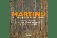 Bohuslav (violine) Matousek - Die Werke für Violine & Orchester [CD]