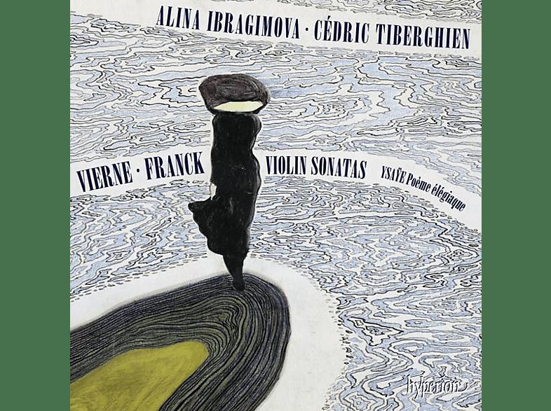 IBRAGIMOVA,ALINA & TIBERGHIEN,CÉDRIC - Sonaten für Violine und Klavier [CD]