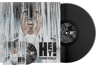 Subway To Sally - HEY! (Limited Vinyl Edition)  - (LP + Bonus-CD)