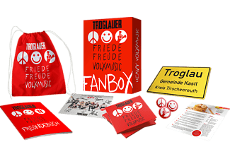 Troglauer - Friede Freude Volxmusic (Limited Boxset) - (CD)