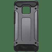 V-DESIGN VDR 056 , Backcover, Huawei, Mate 20 Pro, Plastik + Thermoplastisches Polyurethan, Grau