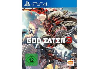 God Eater 3 - [PlayStation 4]