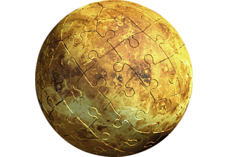 RAVENSBURGER Planetensystem 3D Puzzle Mehrfarbig